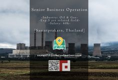 Fischer & Partners Recruitment is seeking SENIOR BUSINESS OPERATION to work in Samutprakarn, Thailand –> Apply Now !!!  recruit7@fischerandpartners.com  https://recruit.zoho.com/recruit/ViewJob.na?digest=duBuh5Cl.xppfB786q9KjM2f3n@H.jWOdP2ogyQoMGs-&embedsource=Embed  http://www.fischerandpartners.com/recruitment-services/