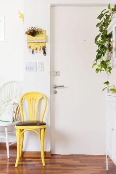 Interiores #165: Jardín secreto – Casa Chaucha Wishbone Chair, House Rooms, Exterior, Furniture, Contents, Home Decor, Decorating Tips, Environment, Ideas