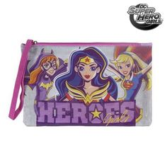 --- CHILD TOILET BAG DC SUPER HERO GIRLS 167   --- #child #toilet #bag #dc #super #hero #girls #167   ---DESCRIPTION: Children deserve the best, that's why we present to you Child Toilet Bag DC Super Hero Girls 167, ideal for those who seek quality products for their little ones! Get DC Super Hero Girls and other brands and licences at the best prices!Approx. dimensions: 21,5 x 13,5 cmMaterial: Polyester   ---LINK…