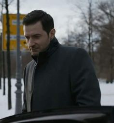 RA as Daniel Miller, Berlin Station S1