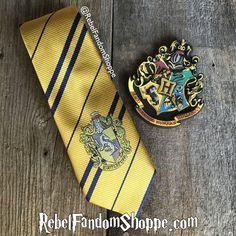 House Tie - Hufflepuff