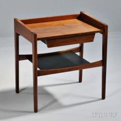 Jens Risom (b. 1916) Side Table