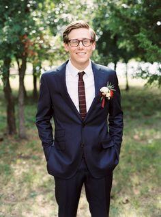 Groom portrait | Wedding & Party Ideas | 100 Layer Cake