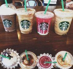 Batidos de Starbucks