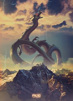 Beautiful pictures of dragons Dragon art and drawings Dark Fantasy Art, Fantasy Artwork, Fantasy World, Mythical Creatures Art, Magical Creatures, Fantasy Monster, Monster Art, Mythical Dragons, Fantasy Beasts