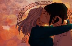 Howl and Sophie meant to be