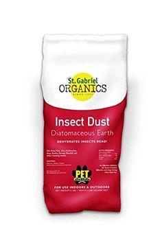 St. Gabriel Laboratories All Natural Indoor/Outdoor Insect Dust Repellent - 4.4 lb Bag 50020-7 St. Gabriel Laboratories http://smile.amazon.com/dp/B000BX1KLE/ref=cm_sw_r_pi_dp_AMsJwb0GG8XHH