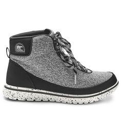 Tivoli Go High -kengät, musta-harmaa