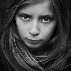 model Kama Rzymek by Aga Rzymek,   #portrait