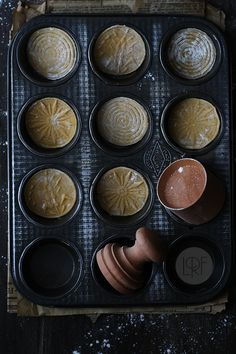 Stamped pasta: corzetti