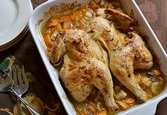 Joan Nathan's Honey Orange Chicken Recipe — Dishmaps