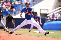 Recent New York Mets news is about an updated timetable for the return of Zack Wheeler. When can we expect to see him in the majors? There has been a lot o...