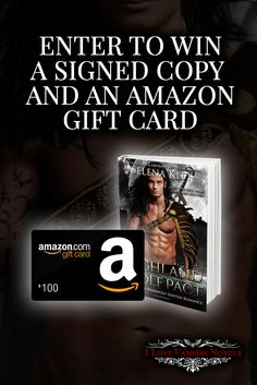 Win a $100, $20 & $10 Amazon Gift Cards & Signed Copies from NY Times & USA Today Bestselling Author Selena Kitt