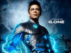 RA.ONE(2011) Romantik Shahrukh Khan bu defa farklı bir rolde.Bir bilgisayar oyunundaki kötü karakterin gerçek hayata çıkması ve bununla gelişen olaylar yüksek bütçeli bu filmde anlatılmış.Bilim kurgu ve komedi iç içe.Filmde Iron man'in kostümünden etkilenilmiş.Bollywood un bir de bilim kurgu yönünü merak edenlere... İmdb puanı:4,9