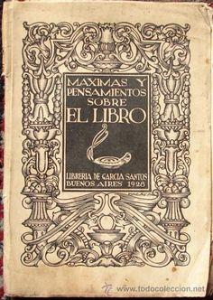 libros antiguos portadas - Buscar con Google