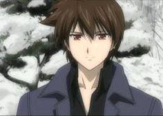 Kazuma - Kaze no Stigma Hehehe I love this guy in the show hahaha