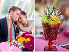 Dia de los Muertos Party Inspiration   http://greenweddingshoes.com/dia-de-los-muertos-wedding-inspiration/