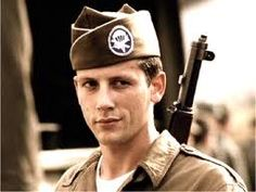 Ross McCall- absolutely LOVED his performance in Band of Brothers as T-5 Joe Liebgott