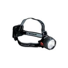 Pelican Tough HeadsUp Headlamp for Hands Free Work Black New Free US Shipping