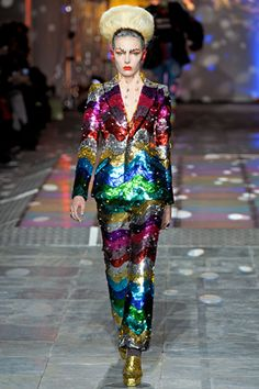 Meadham Kirchhoff - Fall 2012 Ready-to-Wear.