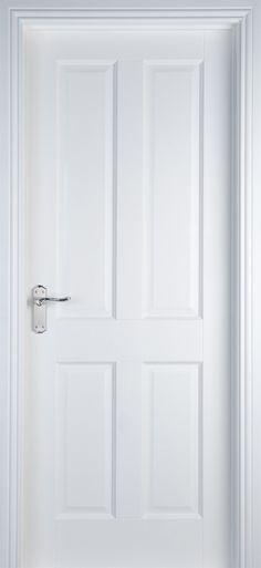 Puertas Correderas: Puertas blancas para interiores