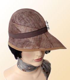 chapeau rétro