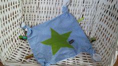 Schmusetücher - Schnuffeltuch / Schmusetuch **ohne** Name - ein Designerstück von Firlefanz-Unna bei DaWanda