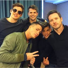Teen Wolf reunion in Rome #NemetonReturns