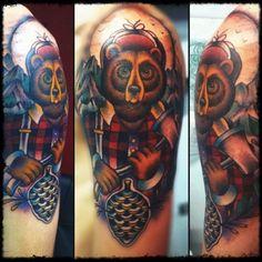 Matt Houston - gastown tattoo
