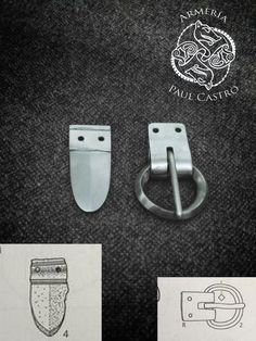 Hedeby grave 347 thickness of the buckle 5 mm, 2 mm, tip thickness 3 mm Viking Clothing, Viking Jewelry, Danish Vikings, Carolingian, Belt Buckles, Denmark, Usb Flash Drive, Cities, Belt Buckle