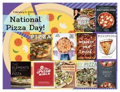 Pizza+Day Pizza Day, Book Suggestions, What To Read
