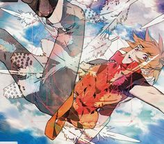 Tags: Anime, CD (Source), Official Art, Aquarion EVOL, Amata Sora