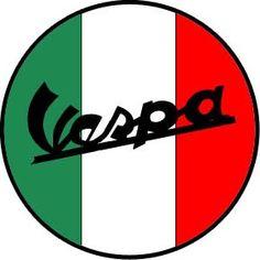The iconic Vespa 🛵 Vespa Motorcycle, Motos Vespa, Motorcycle Logo, Piaggio Vespa, Lambretta Scooter, Vespa Scooters, Scooter Scooter, Scooters For Sale, Motor Scooters
