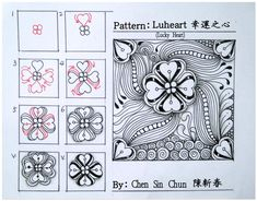 Image result for sun doodle patterns step by step