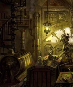 #ClippedOnIssuu from The Emergence of Steampunk
