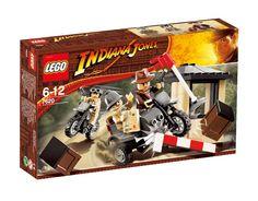 indana jones | ... komentáře k hračce Lego Indiana Jones - Motocyklová honička