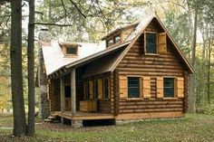 Standout Hunting Cabins . . . Right On Target!