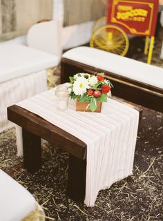 Gorgeous Vintage State Fair Rehearsal Dinner // Hostess with the Mostess® Rustic Wedding Groomsmen, Rustic Card Box Wedding, Rustic Wedding Showers, Rustic Wedding Favors, Wedding Ideas, Wedding Cake Table Decorations, Cascading Wedding Bouquets, Letterpress Invitations, Seating Cards