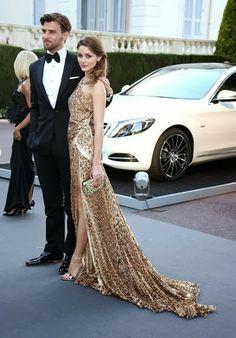 Olivia Palermo e o seu noivo mais looks