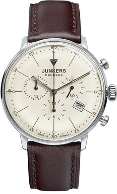 Junkers Watch Bauhaus #2015-2016-sale #bezel-fixed #black-friday-special #bracelet-strap-leather #brand-junkers #case-depth-10mm #case-material-steel #case-width-40mm #chronograph-yes #classic #date-yes #delivery-timescale-1-2-weeks #dial-colour-cream #gender-mens #movement-quartz-battery #official-stockist-for-junkers-watches #packaging-junkers-watch-packaging #sale-item-yes #style-dress #subcat-bauhaus #supplier-model-no-6088-5 #vip-exclusive #warranty-junkers-official-2-year-guarantee…