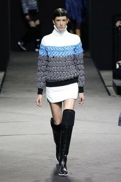 Alexander Wang - Presentation - Mercedes-Benz Fashion Week Fall 2014