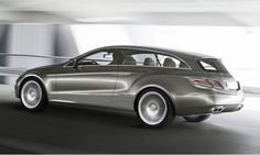 The 2014 Mercedes-Benz CLS Wagon