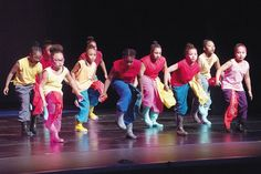 YOUNG HILL DANCE ACADEMY THEATER