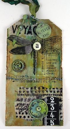 Suzz's take on Tim's April '13 tag -- Suzzs Stamping Spot: Voyage