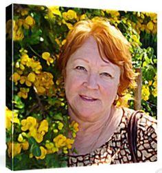 Ihre Fotos im Ölgemälde Stil auf Leinwand gedruckt
