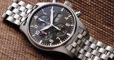 IWC  Pilots Watch Chronograph Spit Fire  / Ref.IW377719