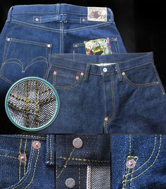 SAMURAI JEANS 17thANNIVERSARY LIMITED EDITION SPECIAL - S311OG17oz