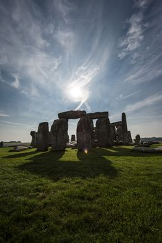Stonehenge sunrise by Chris Kench, via 500px