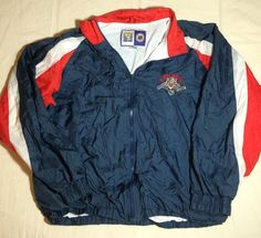 Florida Panthers NHL Vintage Zip Up Windbreaker Jacket by Competitor Men's XL #FloridaPanthers http://www.ebay.com/itm/Florida-Panthers-NHL-Vintage-Zip-Up-Windbreaker-Jacket-by-Competitor-Mens-XL-/191377506679