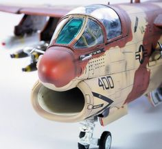A-7E Corsair II 1/48 Scale Model